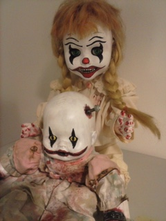 Scary doll 1