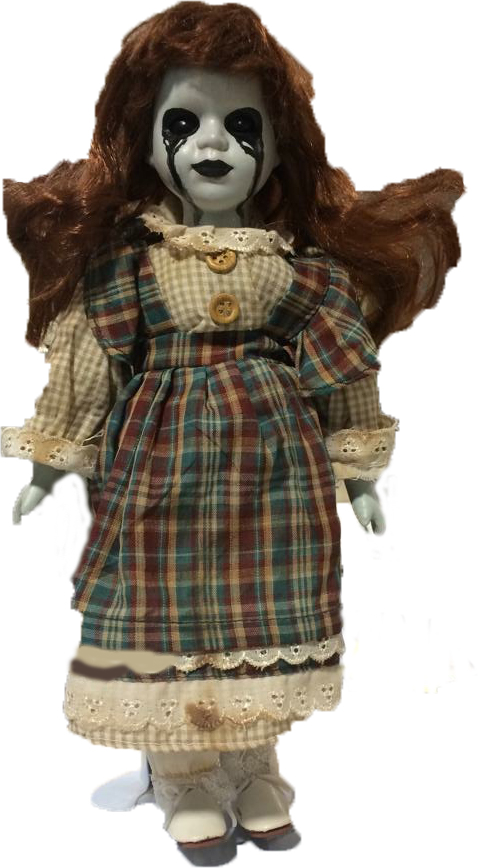 Scary doll 6 2